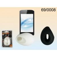 Võimendi iPhone 4 ja 4s-le, silikoonist