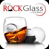 On The Rock klaas ja jääpalli vorm