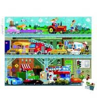 Puzzle Vehicles