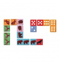 Forest animals Dominoes