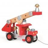 Puidust tuletõrjeauto DIY