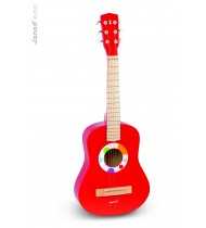 Big Red Guitar
