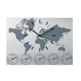 Seinakell World Time, alumiinium
