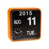 Seinakell Mini Flip, oranži korpusega