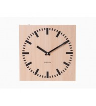 Wall clock Double Sided
