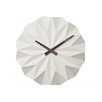 Seinakell Origami valge - D27cm