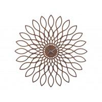 Seinakell Sunflower pähklipuit - D60cm