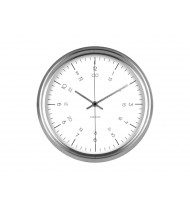 Wall Clock Nautical white