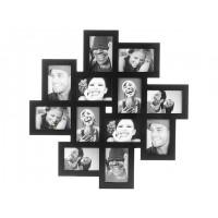 Pildiraam Cluster, must, suur