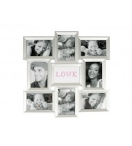 Photo frame amour collage