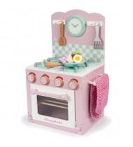Puidust roosa köök