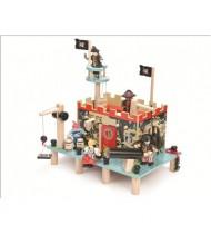 Puidust piraatide kindlus